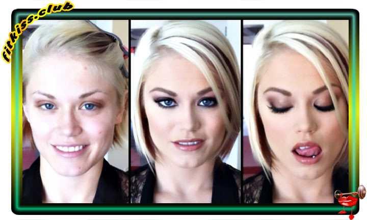 Девушки с накрашенными губами жёстоко возбуждает картинки