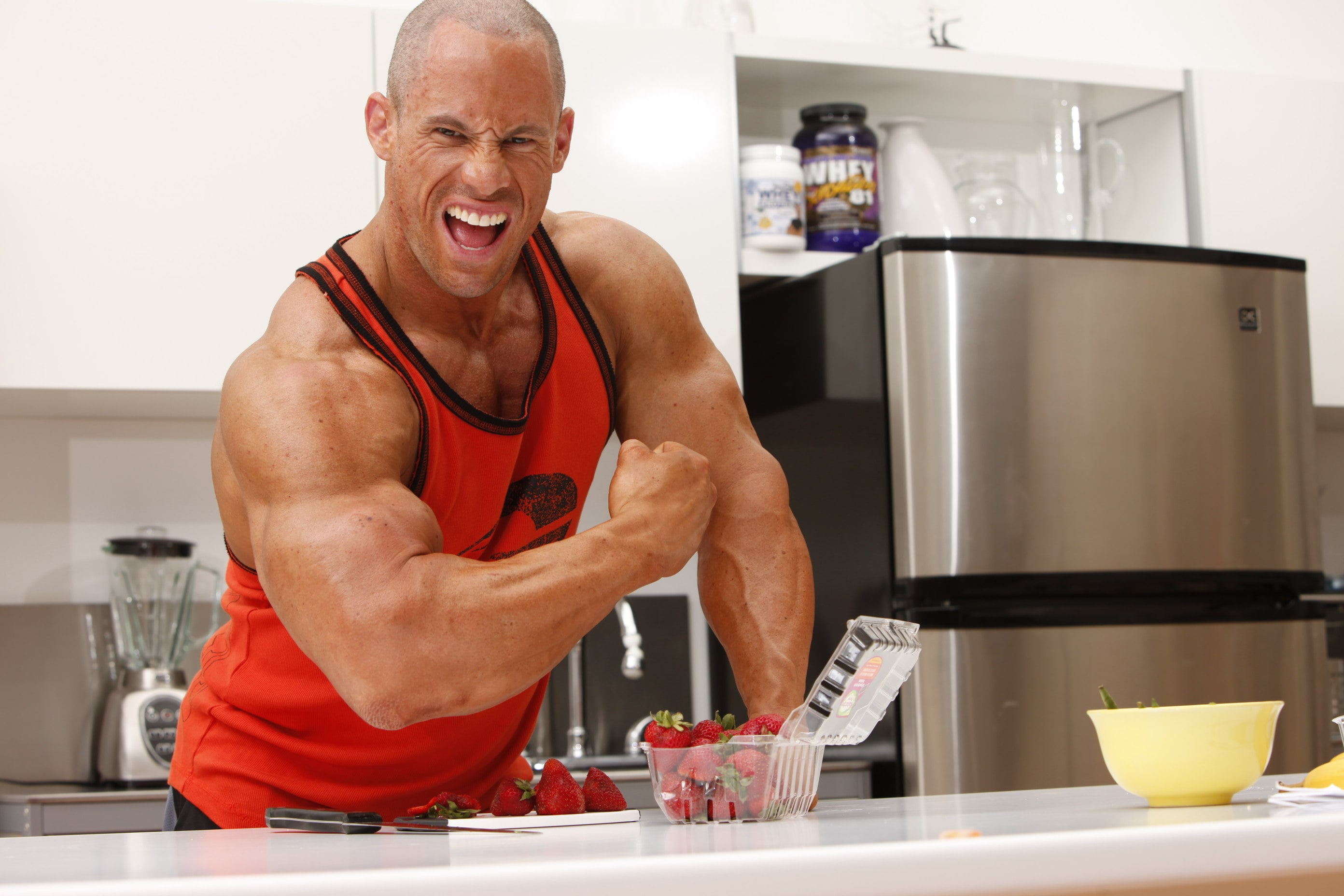 Спортивная Диета Для Роста Мышц. Спортивное питание для набора мышечной массы в домашних условиях