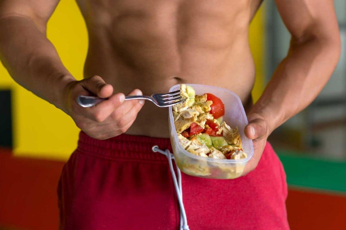 Правила здорового питания для спортсменов