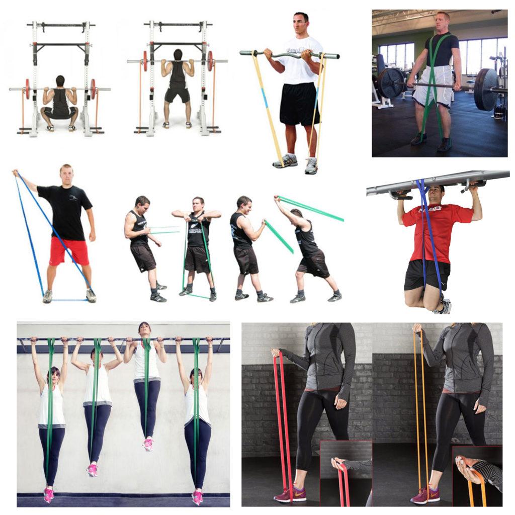 Упражнения с эспандером для начинающих - силовая тренировка на все группы мышц