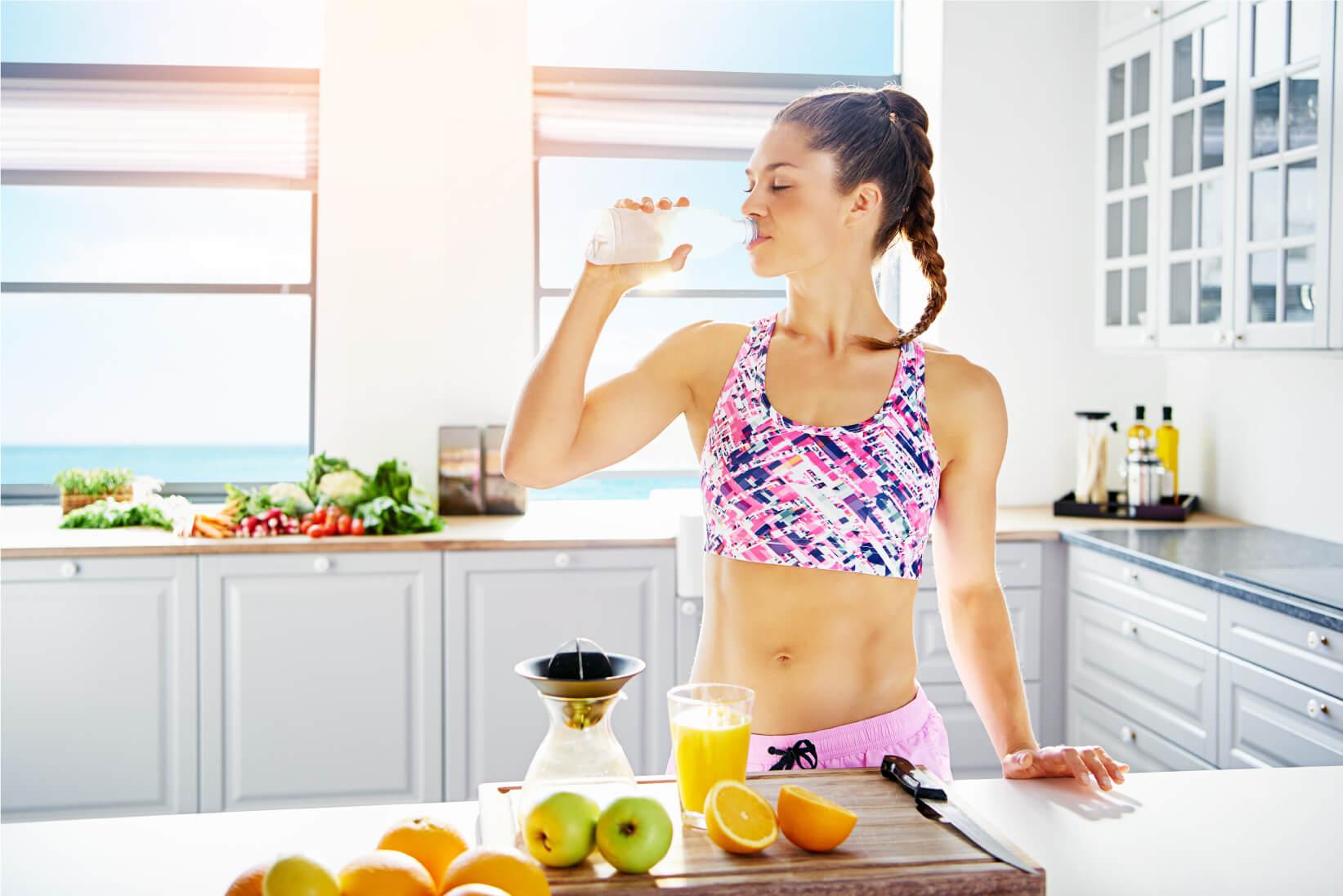 Как есть меньше, чтобы похудеть?