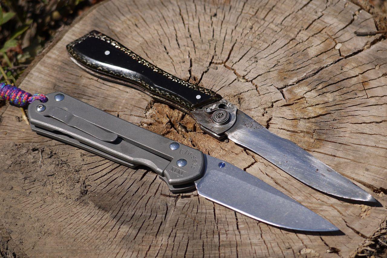Найти нож — примета тревожная