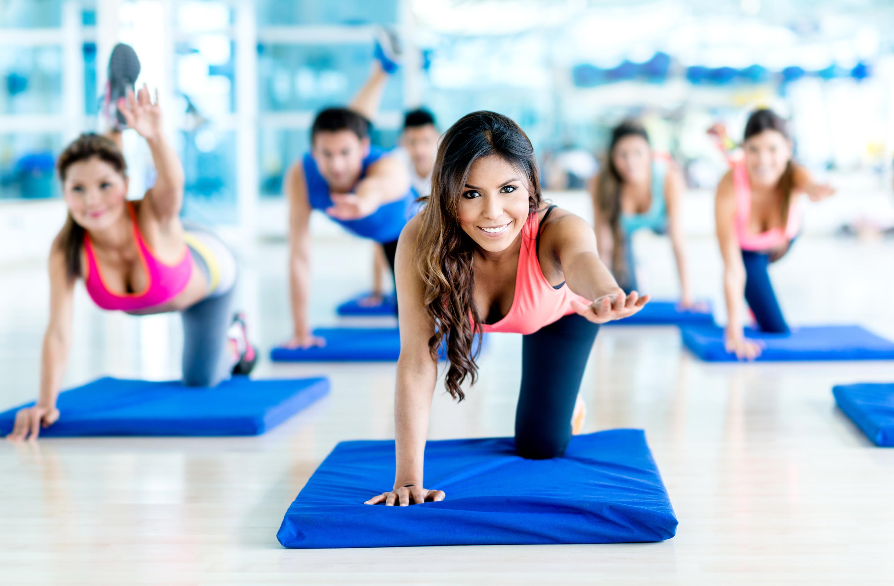 Чем полезен фитнес: малоизвестные полезные свойства