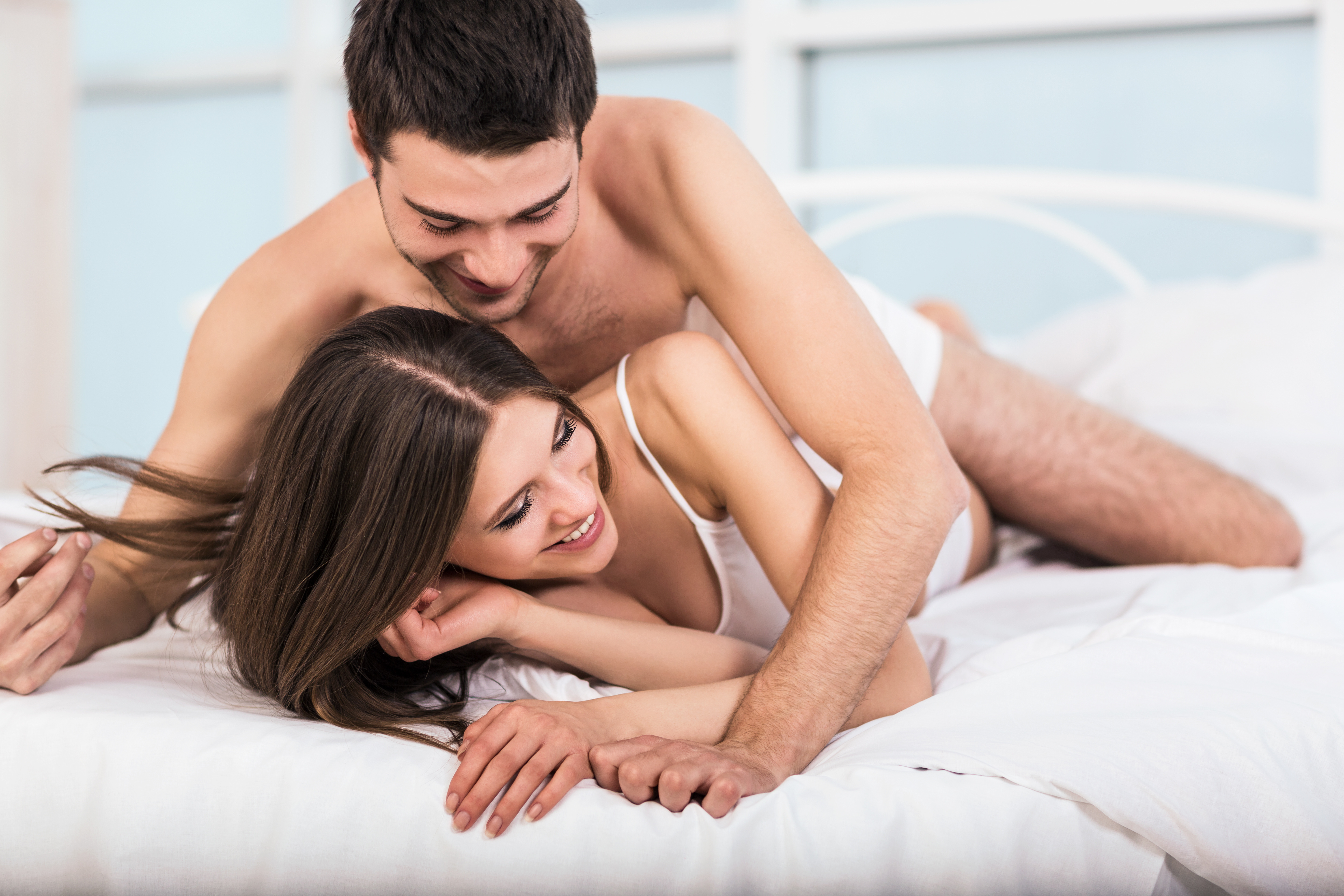 Three things men secretly want in bed