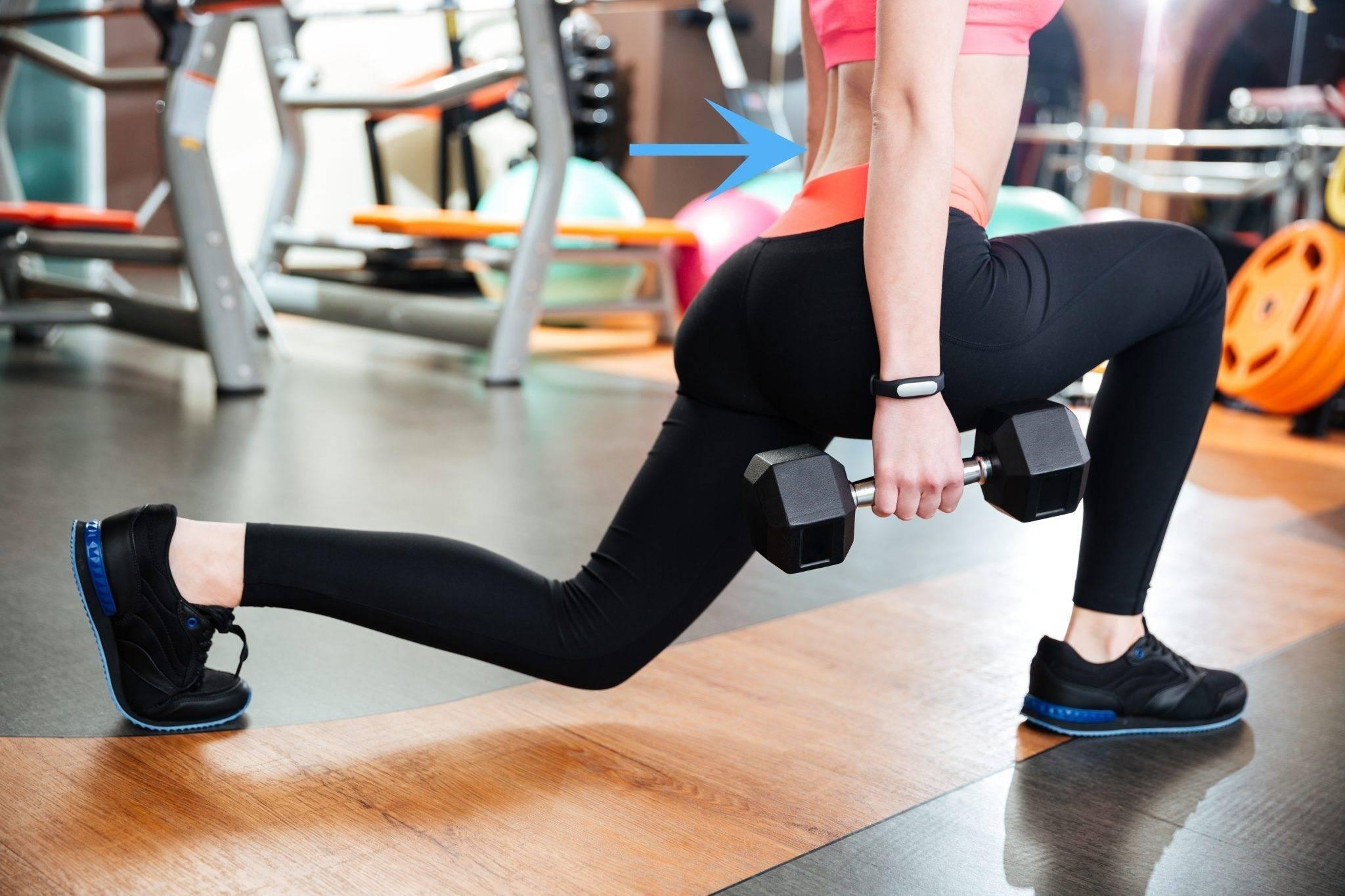 Тренировочный комплекс для ног и ягодиц
