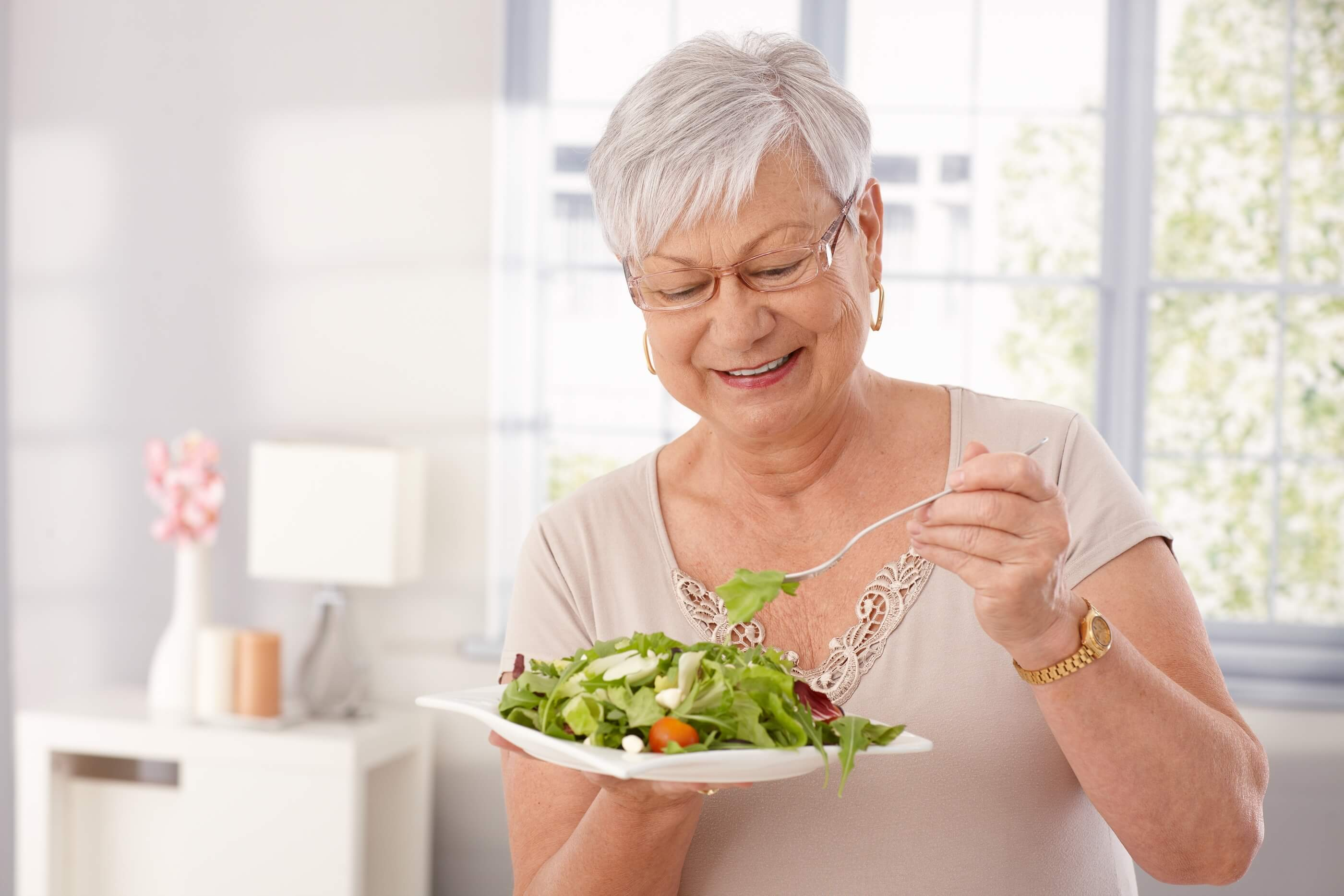 Похудеть после 65 лет