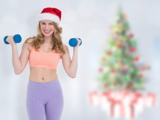 Как прийти в форму после новогодних праздников