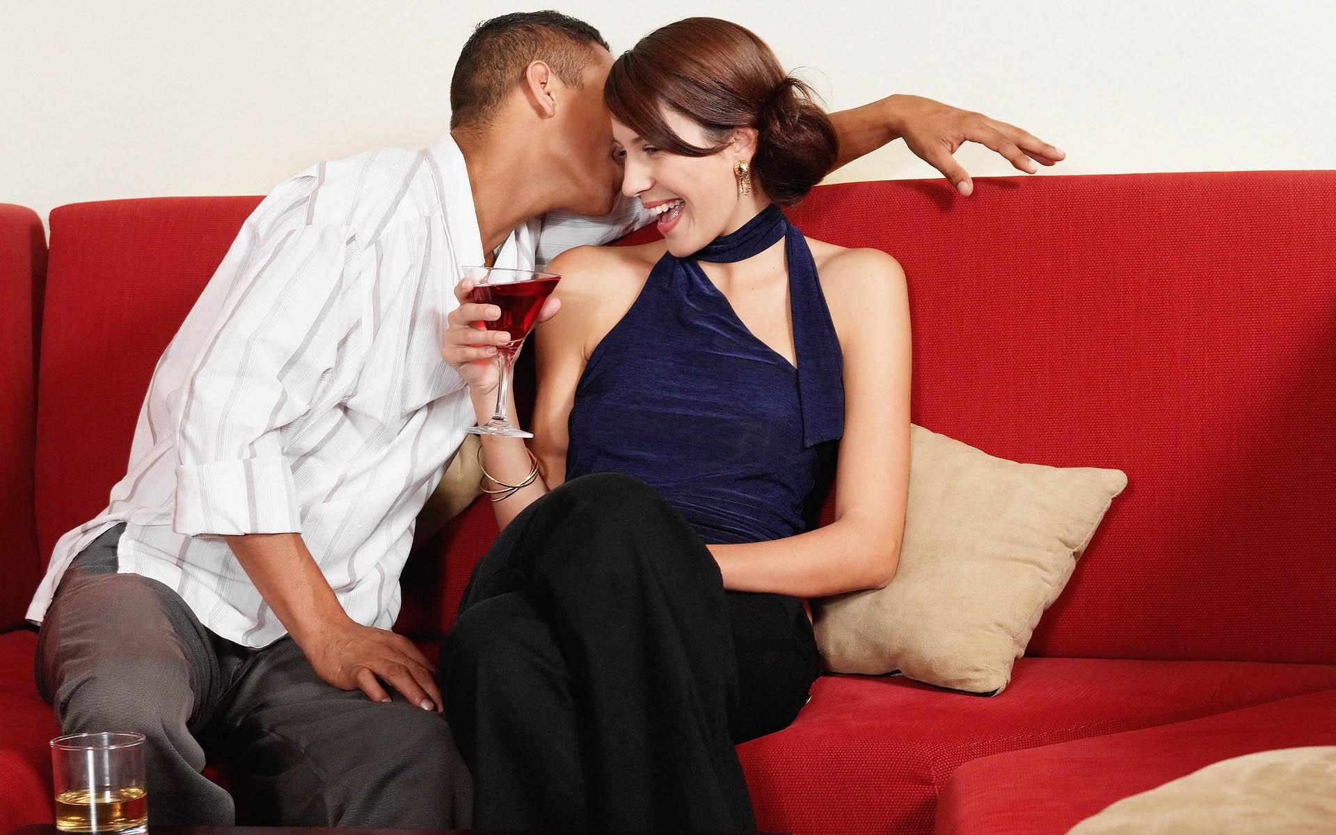 The fearful and wonderful art of flirting