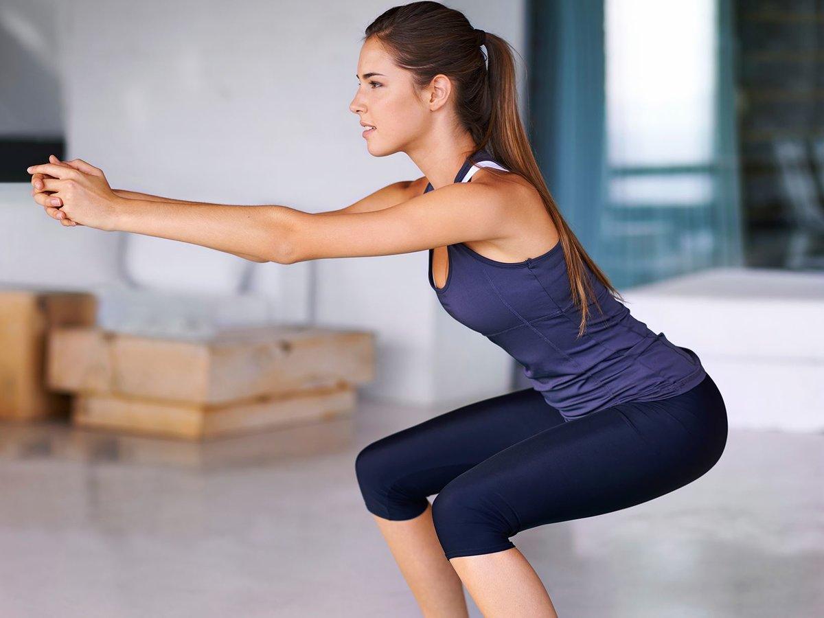 Эффективная тренировка для похудения ютуб