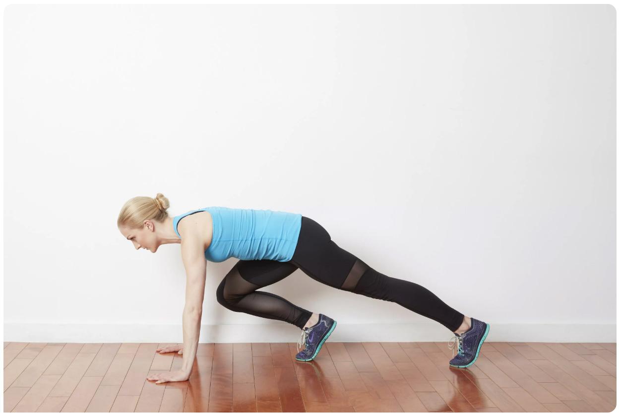 Тренировки дома для девушек - правильные эффективные упражнения