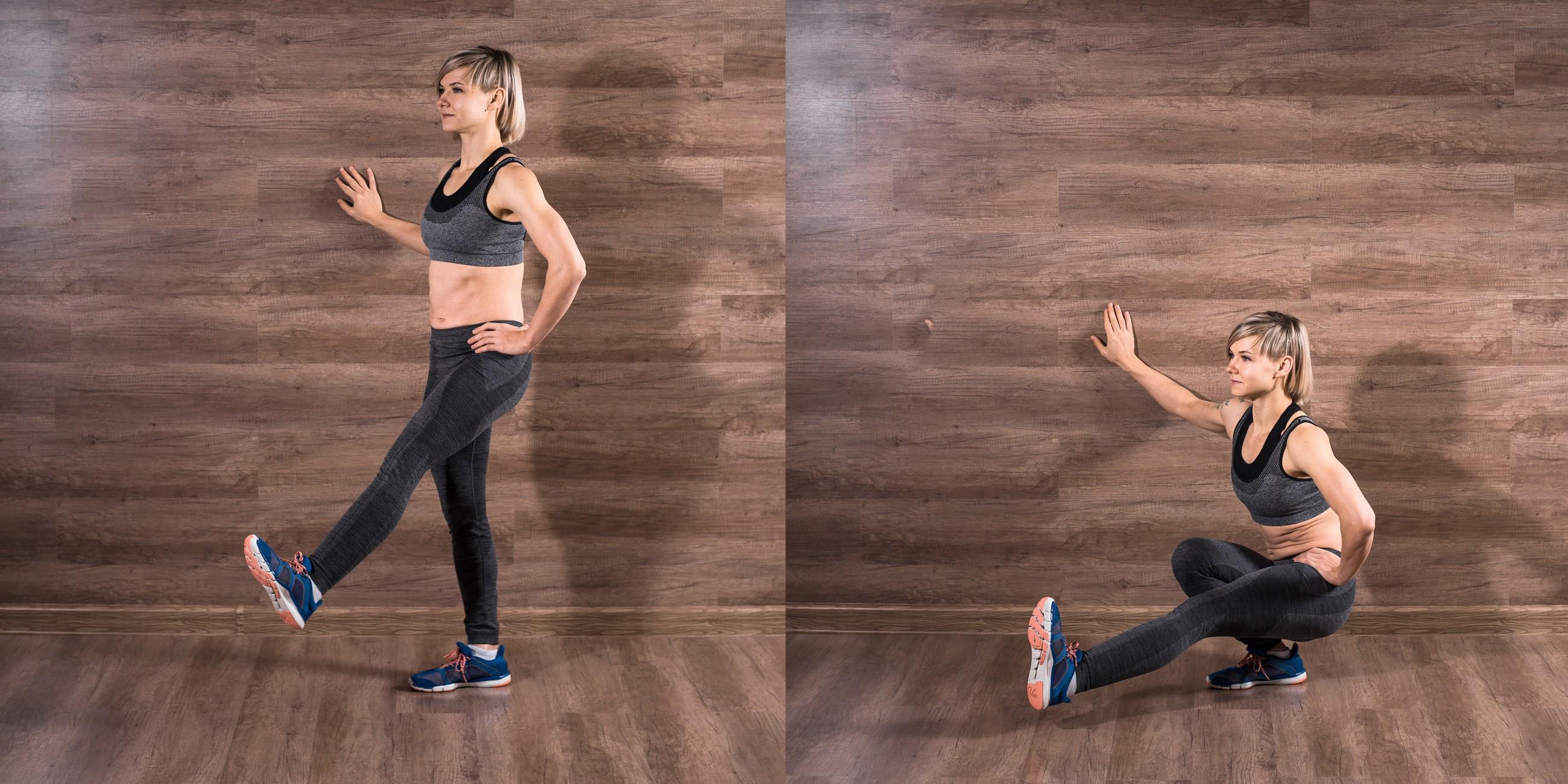 Упражнения без тренера: 5 безопасных упражнений