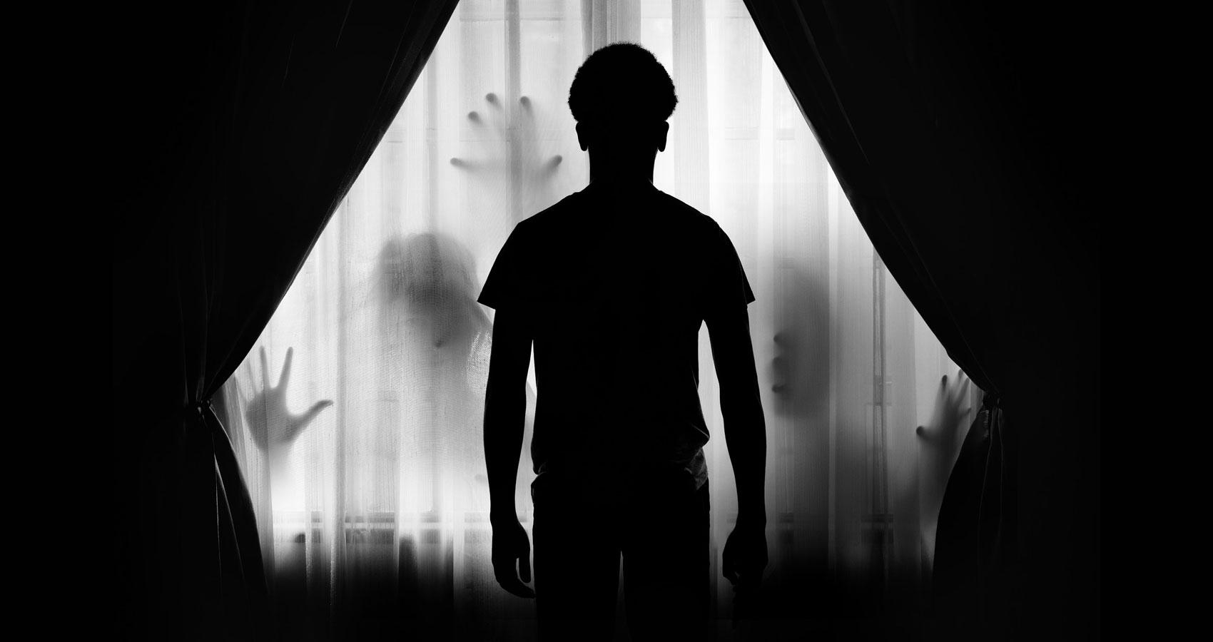 популярный человек в темноте картинки наш