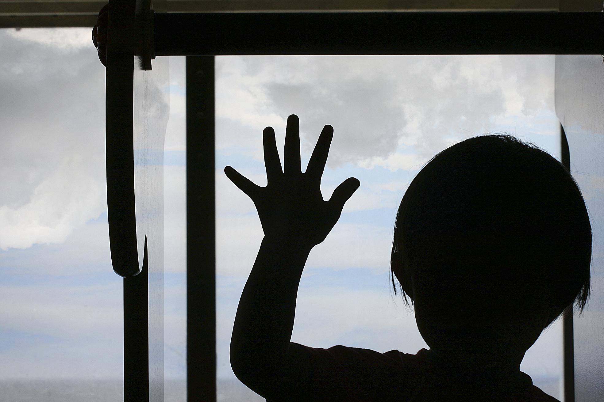 Мистическая история: кто стоял в окне напротив?