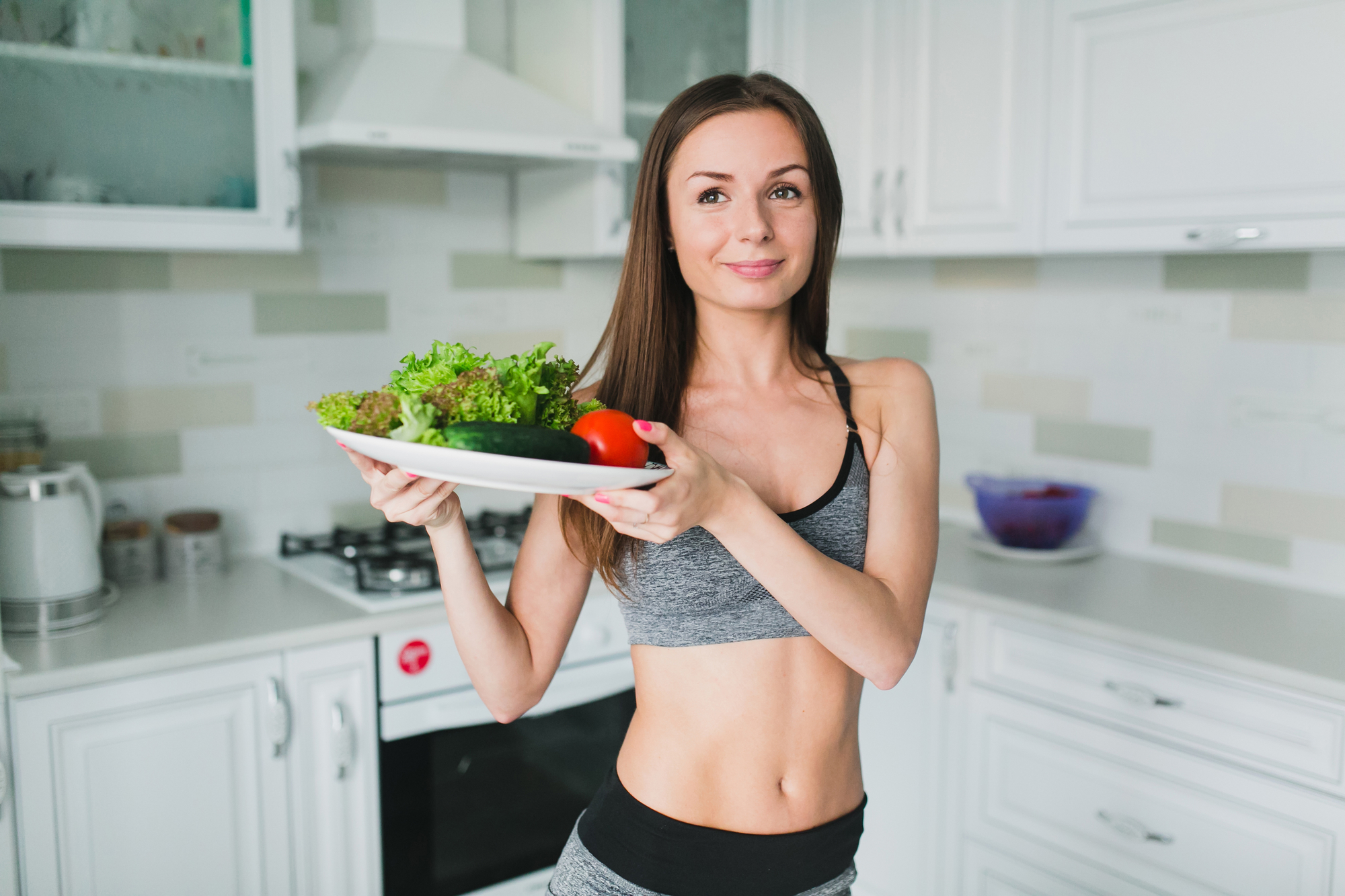 Спортивная диета в домашних условиях