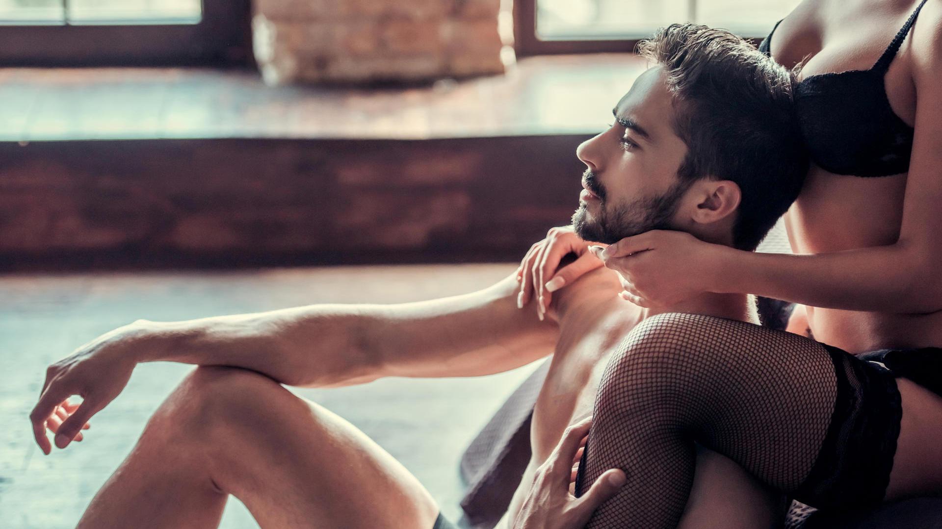 Мифы о мужской сексуальности