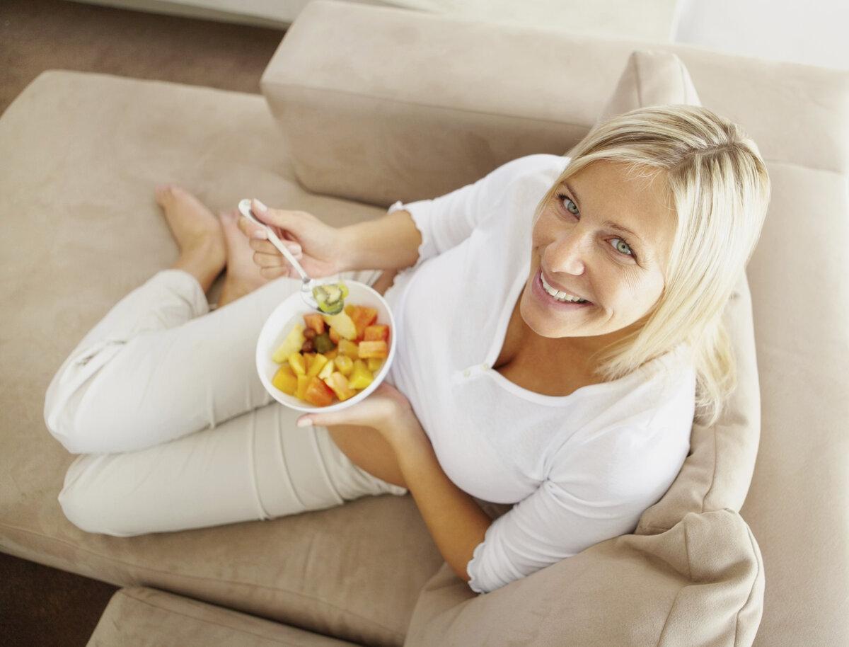 Тонкие хитрости: как похудеть после 45 лет