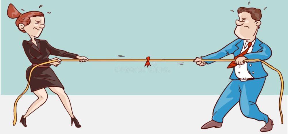 Конфликты в отношениях