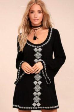 Фигура прямоугольник платье